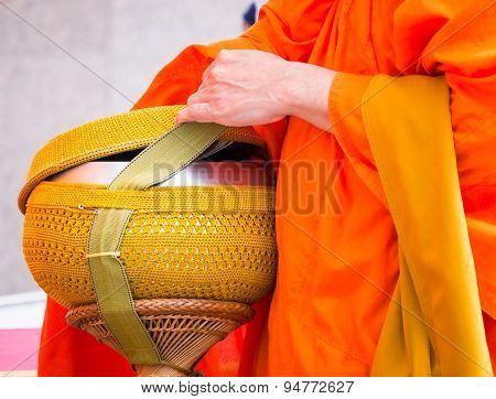 Buddhist Alms Bowl