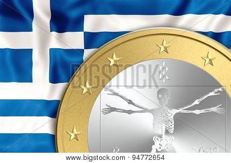 Greece and euro death