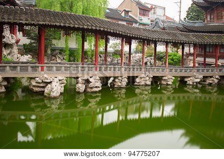 Yuyuan Garden. Shanghai, China
