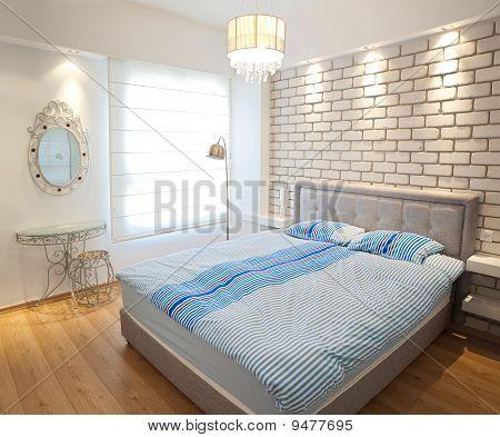 Luxury Bright Bedroom