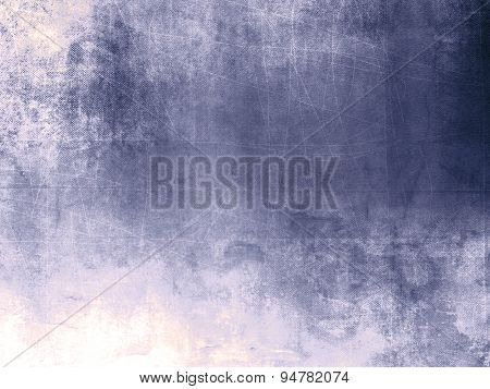 Grunge blue purple background texture