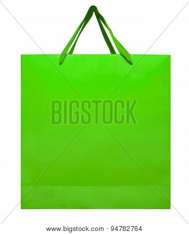 Paper Bag - Green