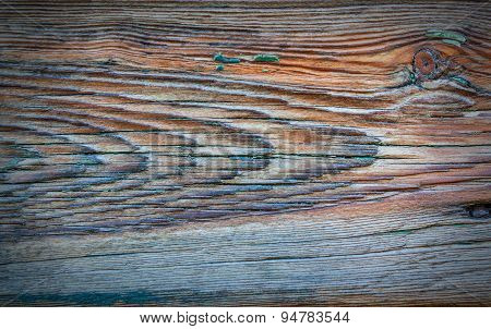 Rough wooden plank texture