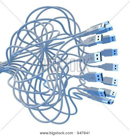 Diseño de USB