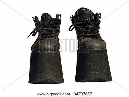 Ladies Shoes Platform