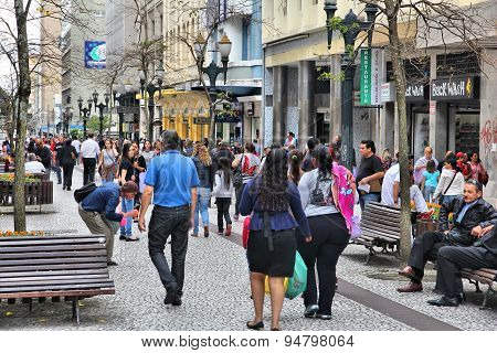 Curitiba Shopping