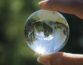 image of continent  - World environmental concept - JPG