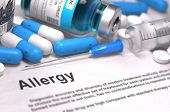 pic of allergy  - Diagnosis  - JPG