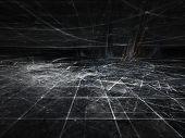 image of creepy  - Abstract creepy background - JPG