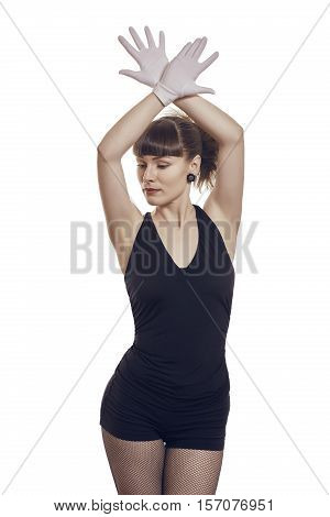 Woman With Perfect Underarms Hygiene