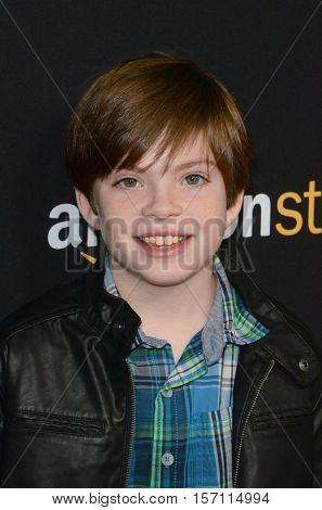 LOS ANGELES - NOV 14:  Ben O'Brien at the