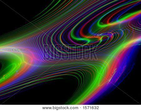 Colour Filaments