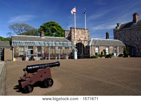 Berwick Barracks
