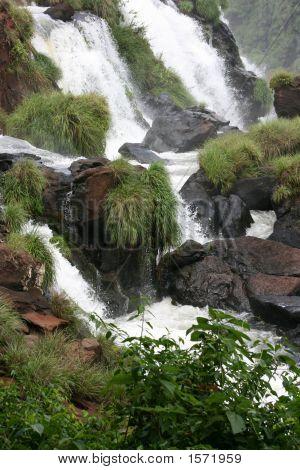 Waterfall (Iguacu Falls)