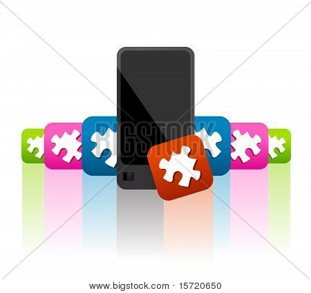 mobile device applications and plugin