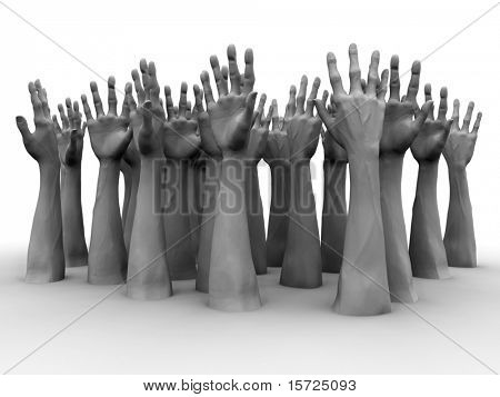 It is a lot of hands for you :)
