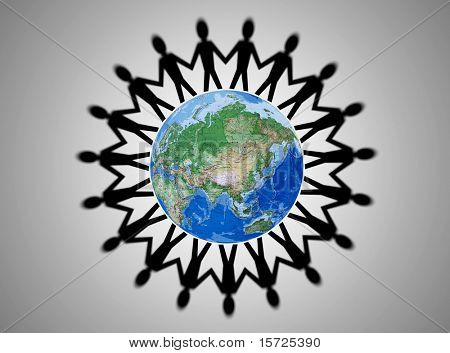 Union all people