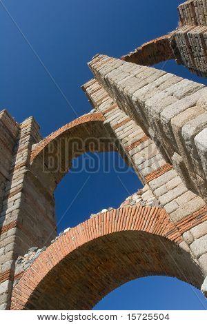 The Miracles'  Aqueduct Of Merida (emerita Augusta)