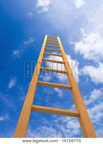Stair to sky - new opportunities