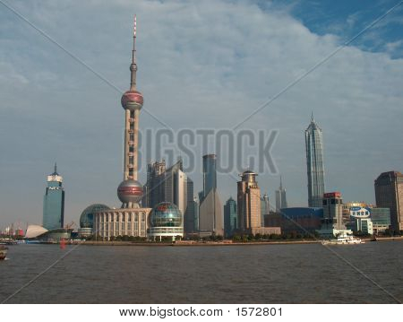 Shanghai Pudong Business District