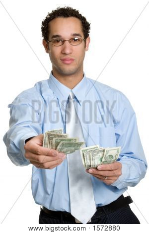 Money Businessman