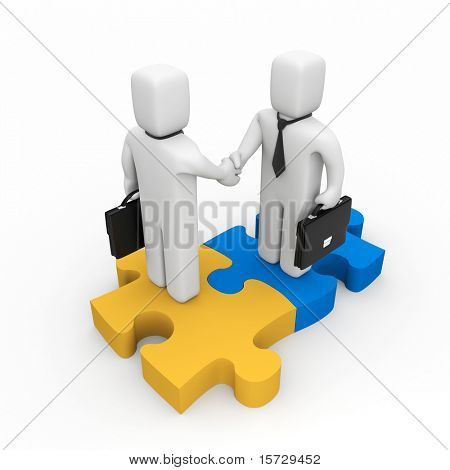 die erfolgreiche Vereinbarung