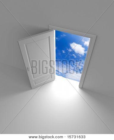 Porta para o céu