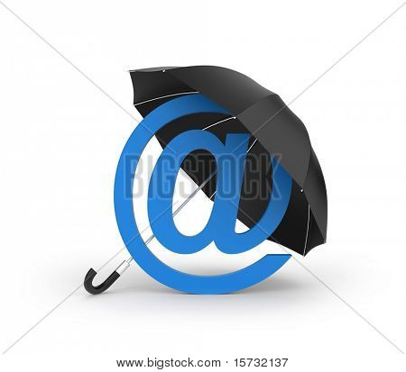 Your internet mail in safety