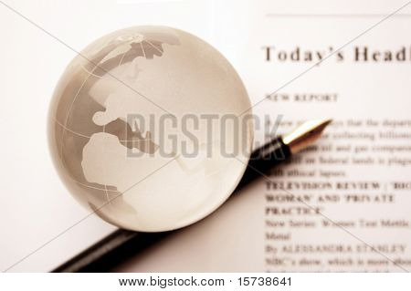global notícias. jornal e Globo