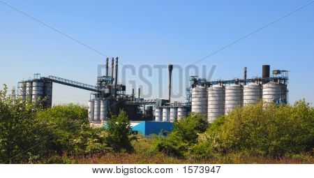 Chemical Processing Factory