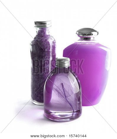 lavender beauty treatment products