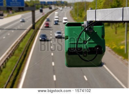 Traffic Management On The Motorway