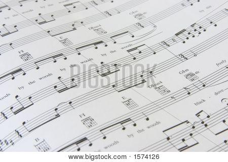 Gitarren-Akkord