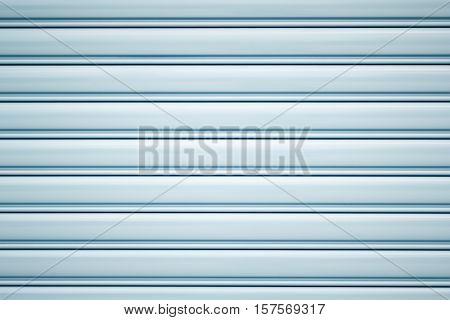 Texture of shutter door or roller door use for background.