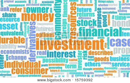 Investment in Financial Returns as a Abstract