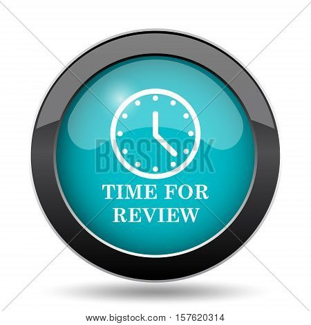 Time For Review Icon