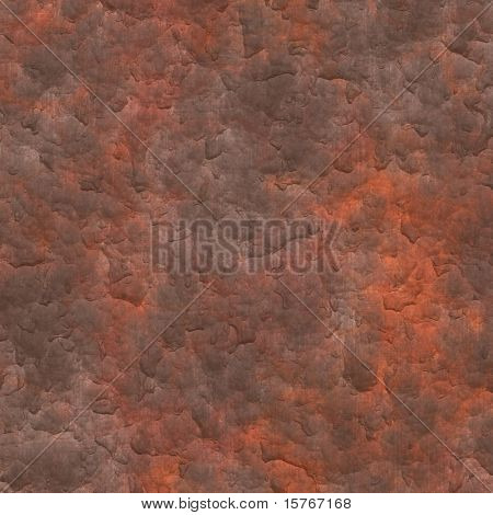 Rusty Metal Plate Texture Grunge Background in Various Colors