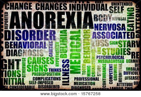 Anorexia Nervosa Essstörung als Konzept