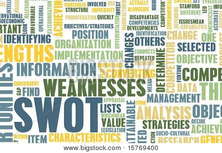 SWOT Analysis to Identify an Individual Concept