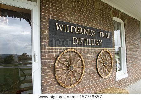 Wilderness Trail Distillery