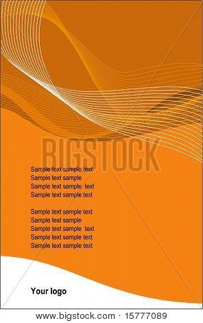 Corporate template background - set 4
