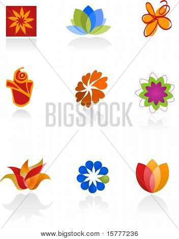 icons of flower