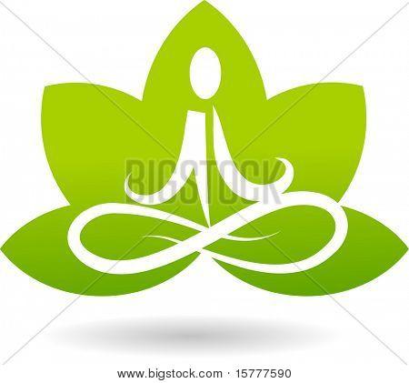 Meditation-Symbol