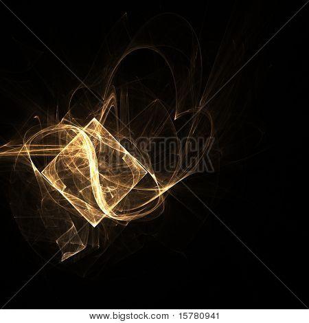 fractal gem