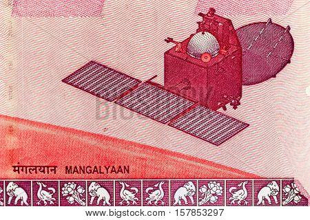Indian spaceship for Mars Orbiter misson called