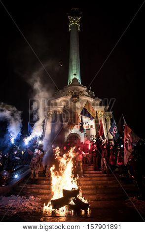 Day Of Dignity And Freedom In Ukraine