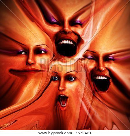 Freaky Female Emotions