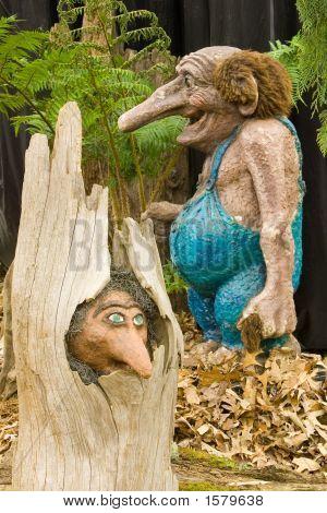 Garden Trolls