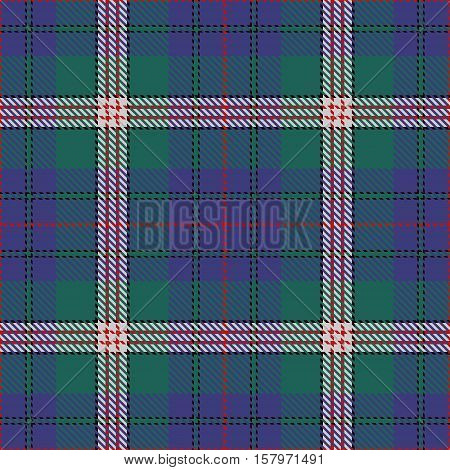 Tartan Seamless Pattern. Traditional Scottish Ornament. Tartan Plaid Inspired Background. Seamless Samples for Background Suitable for Christmas and New Year. Trendy Vector Illustration.