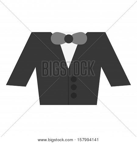 Cloth icon. Hipster style vintage retro fashion and culture theme. Isolated design. Vector illustration